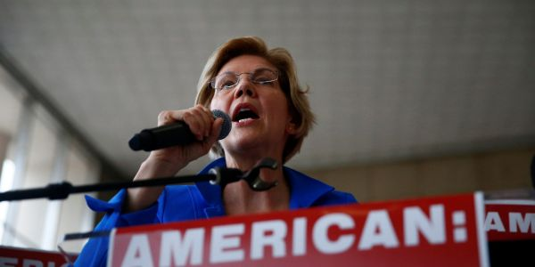 Elizabeth Warren and AOC slam Wall Streeters criticizing the GameStop rally for treating the stock market like a 'casino'