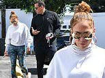 Jennifer Lopez goes back to her 'Puerto Rican Bronx' hair bun after showing off NATURAL locks