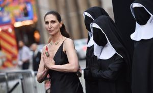 You won't believe where you've seen the lead actress from The Nun before