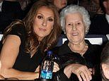 Celine Dion's mother Thérèse Tanguay Dion who wrote the superstar's very first song dies at age 92