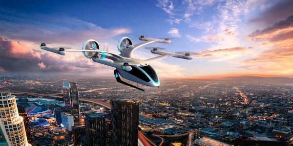 One of the companies building an Uber air taxi took an unconventional approach to designing its prototype