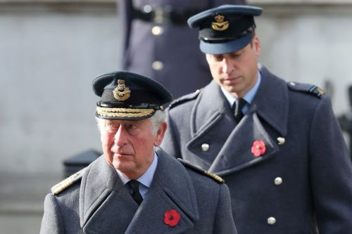 """Prince Charles confessed he was""""reduced to tears"""" when he heard what Prince William planned for his royal inheritance"""
