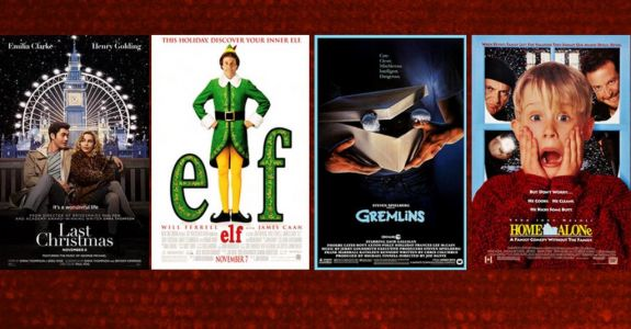 What festive films are on at the cinema this Christmas?