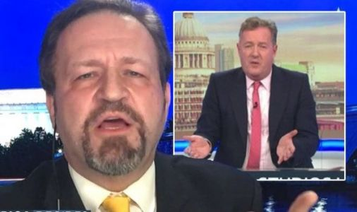 ITV GMB row explodes as Piers Morgan embroiled in clash with Dr Gorka over Trump debate