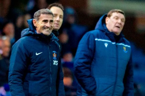Kilmarnock manager Angelo Alessio reckons teams up their game against Rugby Park side