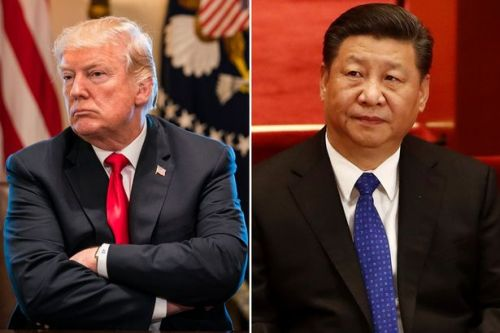 """Donald Trump ridiculed for """"hearby ordering"""" US businesses to leave China"""