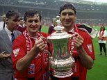 Flashback to the Manchester United vs Chelsea FA Cup finals in 1994 and 2007
