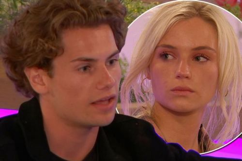Love Island's Joe Garratt says Lucie will defend him over 'shocking' abuse claims