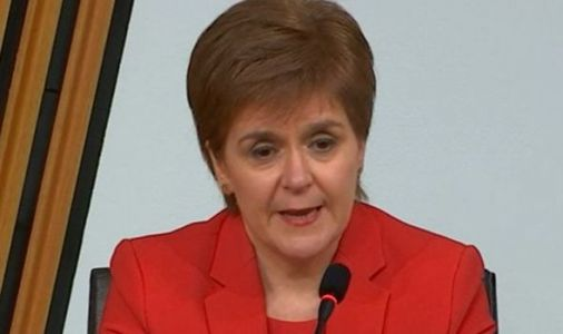 Sturgeon squirms when confronted with list of her and the SNP's failures during hearing