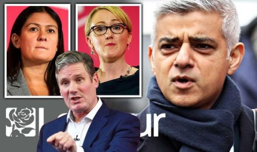 Sadiq Khan backs surprising candidate for Labour leader - 'the best person!'
