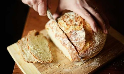 How to bake bread without yeast: This Morning's Phil Vickery shares easy recipe