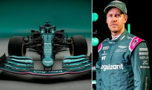 Sebastian Vettel 'hungry' for Aston Martin F1 success but honest about 2021 title chances