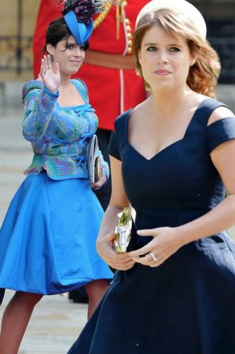 Princess Eugenie Royal Wedding dress: What will Prince Harry's cousin wear to Meghan Markle wedding?