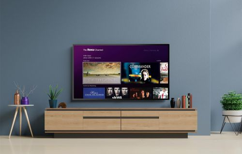 New film and TV streaming service Roku launches in the UK today with over 10,000 free titles