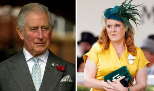 Royal feud: Why Prince Charles 'can't stand' Sarah Ferguson - shock claim