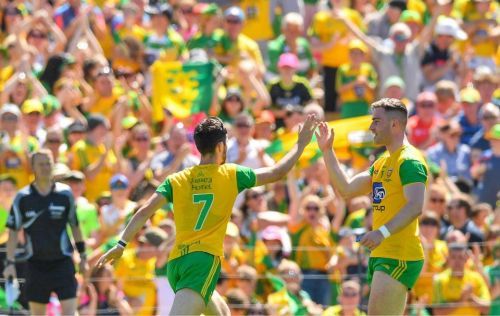 Donegal 2-18 Fermanagh 0-12: Declan Bonner's men stroll to Ulster Championship after McHugh and Gallagher goals seal victory