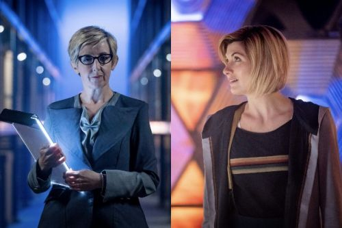 """Julie Hesmondhalgh reacts to claims that Doctor Who is """"too politically correct"""" in the new series"""