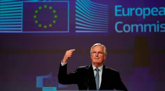 Brexit deal protects Union, says Downing Street - Northern Ireland peace matters, insists Barnier