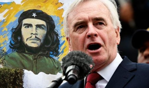 John McDonnell vows to give money to Cuba's brutal Communist regime if Labour win power