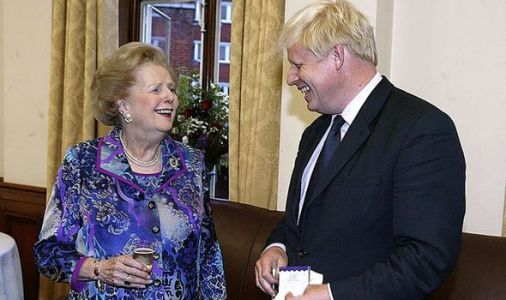 How a young Boris helped 'light the blue touch paper' that toppled Margaret Thatcher