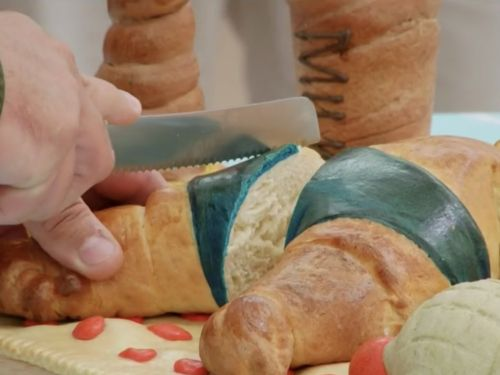 Paul Hollywood Uses 'Great British Bake Off' Bread Week to Cut Off a Baby's Leg