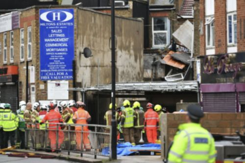 'Multiple' people feared dead in huge London gas explosion