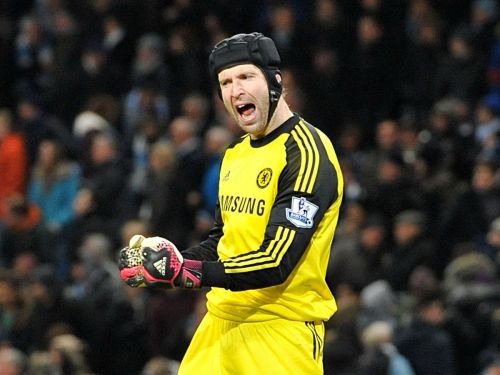 Petr Cech reveals that he used to be the penalty taker for his national side