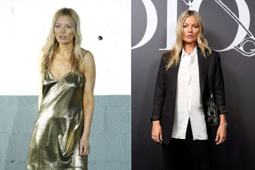 Bizarre fashion show sees fake Kate Moss, Naomi Campbell, Angelina Jolie and Mike Tyson storm runway