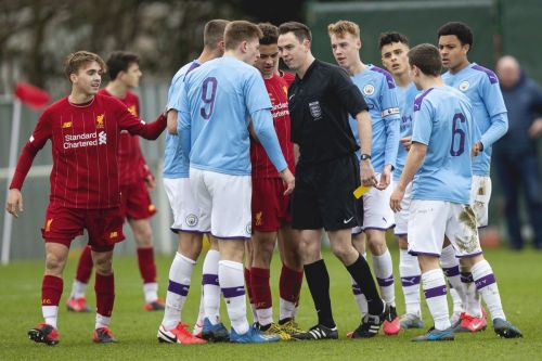 Liverpool never say die with close-fought defeat in U18s title clash
