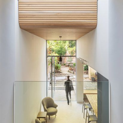 Proctor and Shaw's Soffit House extension wins Don't Move, Improve! 2020