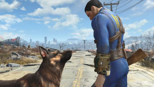 Forget Dogmeat - this Fallout 4 mod lets you pet any dog