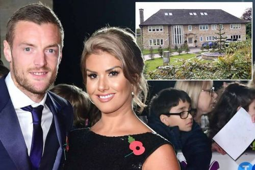 """Jamie Vardy really will be """"having a party"""" - as mansion bar plans approved"""