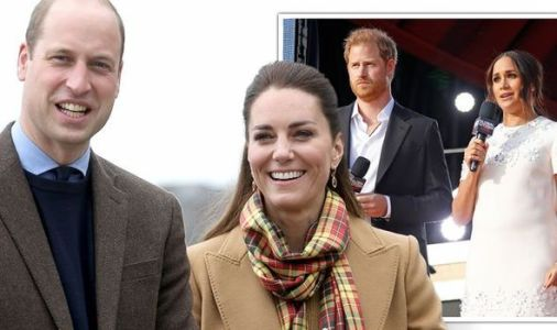 Meghan Markle and Harry's 'celebrity' attention fails to compare to Royal admiration
