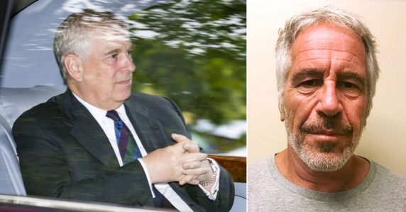 Prince Andrew 'appalled' by Jeffrey Epstein sex abuse claims