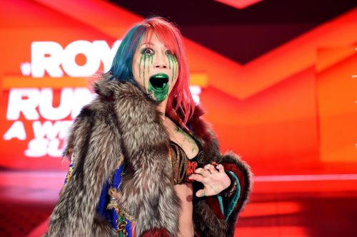 WWE's Asuka would love NXT return to face Rhea Ripley