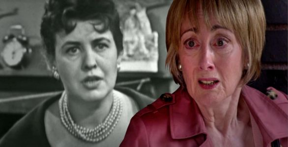 Coronation Street star Paula Wilcox remembers 'telling Elsie Tanner where to get off'