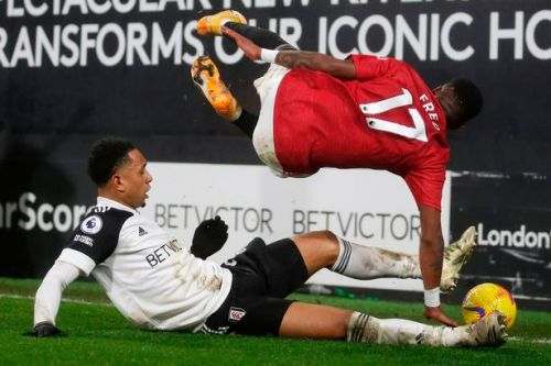 Fred's standout moment vs Fulham shows why Van de Beek is still being shunned