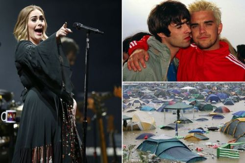 Glastonbury's most outrageous moments - from celebrity bust-ups to poo explosions