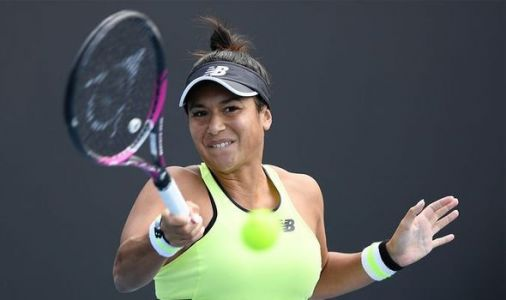 Heather Watson suffers Australian Open exit as Brit hopes lie with Harriet Dart