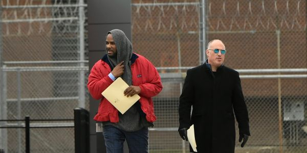 The woman who posted R. Kelly's $100,000 bond wants her money back. A judge said no