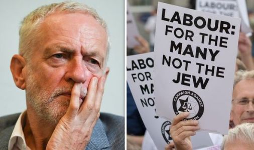 Labour civil WAR: Corbyn accused of 'failing leadership' by peers over anti-Semitism