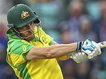 Aaron Finch smashes 153 to lead Australia to 87-run win over Sri Lanka