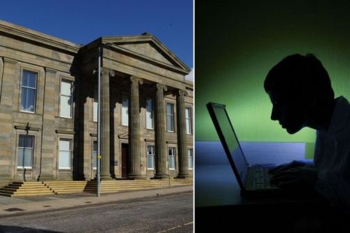 Larkhall pervert who shared child abuse images with other paedos avoids prison