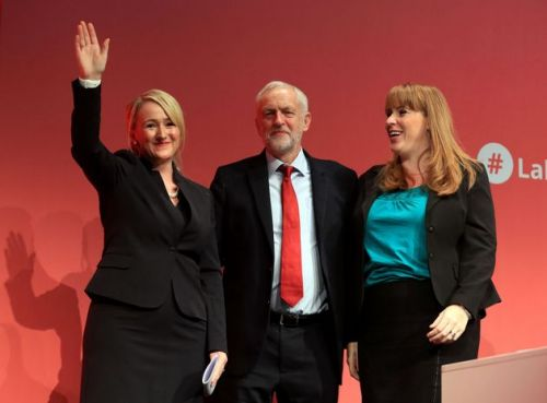 Momentum Activists Back Rebecca Long-Bailey For Labour Leader
