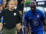 Pep Guardiola admits Manchester City will have to sign a top striker to replace Sergio Aguero