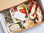 How the wealthiest families in Sydney are dining during lockdown, feasting on $555 seafood boxes