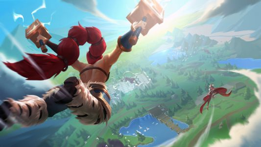 """Battle royale """"came naturally"""" to Battlerite's developers"""
