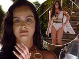 Love Island fans in hysterics at Siannise's fuming face as stunning new girl Rebecca arrives