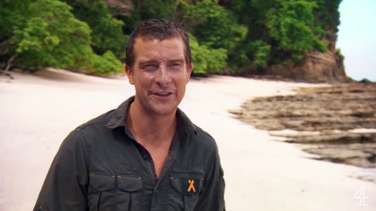 Celebrity Island with Bear Grylls delays production on new series due to coronavirus pandemic