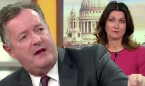 ITV GMB: Piers Morgan announces break from show after petition to get him sacked